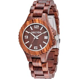 MONTRE SECTOR SECTOR NO LIMITS NATURE - R3253478014