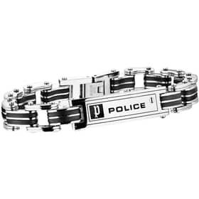 PULSERA POLICE CARB - PJ.24919BSB/01-L