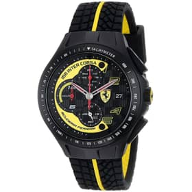 MONTRE SCUDERIA FERRARI RACE DAY - 0830078