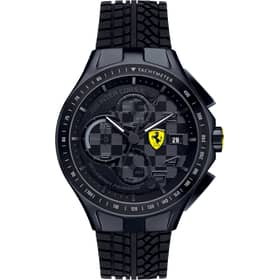 Orologio FERRARI RACE DAY - 0830105