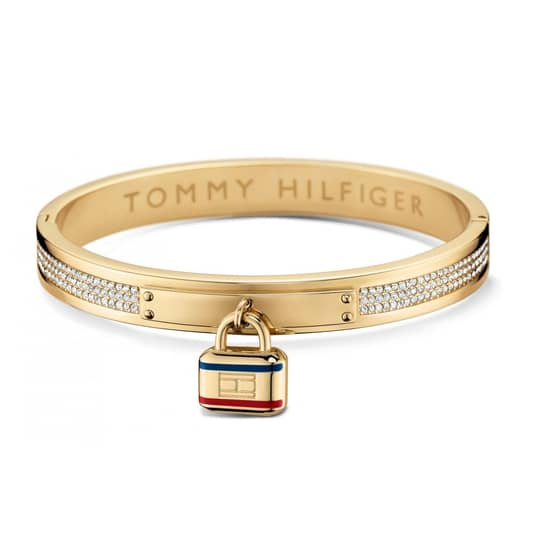 Bracciali Tommy Hilfiger in oro e argento Bluespirit