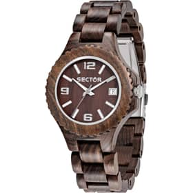 MONTRE SECTOR SECTOR NO LIMITS NATURE - R3253478012