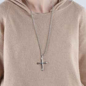 POLICE SAINT NECKLACE - PJ.24048PSS/01