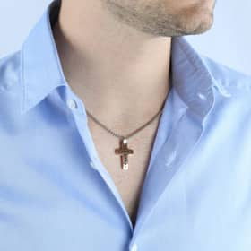 COLLAR MORELLATO CROSS - SKR30