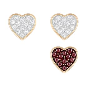 BOUCLES D'OREILLES SWAROVSKI CRY WISHES - 5272369