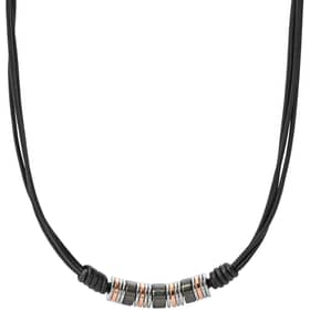 FOSSIL MENS DRESS NECKLACE - JF01656998