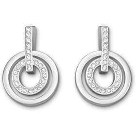 SWAROVSKI CIRCLE EARRINGS - 5007750