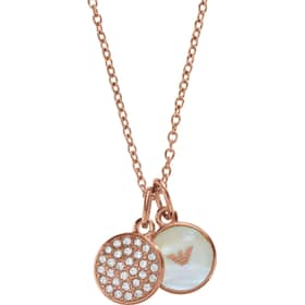 EMPORIO ARMANI SIGNATURE NECKLACE - EGS2158221