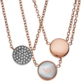 EMPORIO ARMANI JEWELS EA1 NECKLACE - EGS2309221