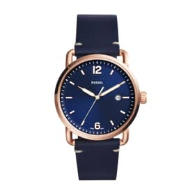 FOSSIL THE COMMUTER 3H DATE WATCH - FS5274