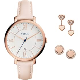 FOSSIL JACQUELINE WATCH - ES4202SET