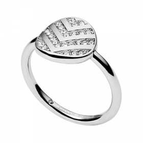 FOSSIL VINTAGE GLITZ RING - JF02675040-6.5