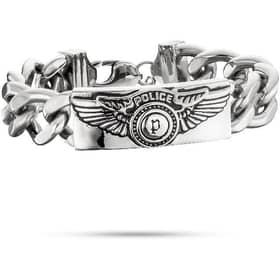 POLICE FREEDOM BRACELET - PJ.25725BSS/01-S