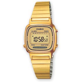 RELOJ CASIO VINTAGE - LA670WEGA-9EF