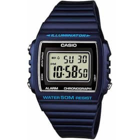 CASIO BASIC WATCH - W-215H-2AVEF