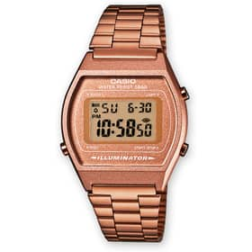 CASIO VINTAGE WATCH - B640WC-5AEF