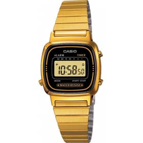 CASIO VINTAGE WATCH - LA670WEGA-1EF