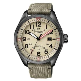CITIZEN OF ACTION WATCH - AW5005-12X