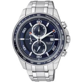 Orologio CITIZEN CITIZEN SUPERTITANIUM - CA0345-51L