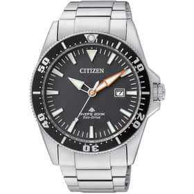 CITIZEN PROMASTER DIVER WATCH - BN0100-51E