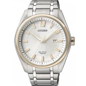 Orologio CITIZEN CITIZEN SUPERTITANIUM - AW1244-56A