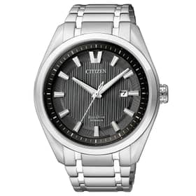 Orologio CITIZEN CITIZEN SUPERTITANIUM - AW1244-56E