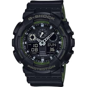 CASIO G-SHOCK WATCH - GA-100L-1AER