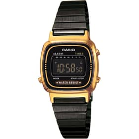 CASIO VINTAGE WATCH - LA670WEGB-1BEF