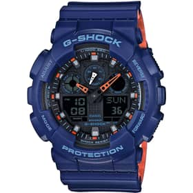 CASIO G-SHOCK WATCH - GA-100L-2AER