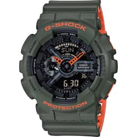 CASIO G-SHOCK WATCH - GA-110LN-3AER