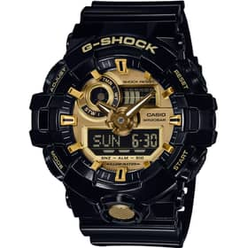 CASIO G-SHOCK WATCH - GA-710GB-1AER