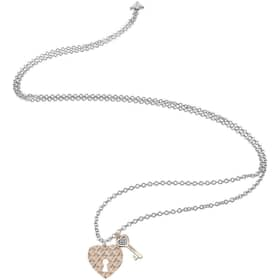 GUESS LOVE KEYS NECKLACE - UBN83074