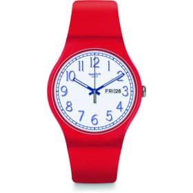 MONTRE SWATCH TIME TO SWATCH - SUOR707