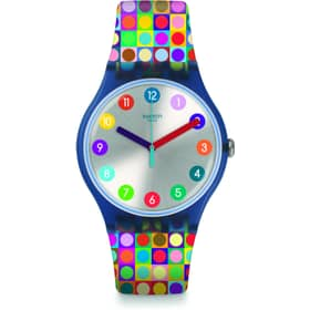 OROLOGIO SWATCH MOSAICI AND MORE - SUON122