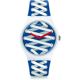 RELOJ SWATCH ACTION HEROES - SUOW143