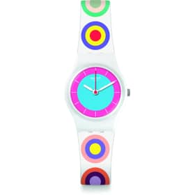 OROLOGIO SWATCH MOSAICI AND MORE - LW153