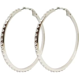 BOUCLES D'OREILLES GUESS HOOPS I DID IT - UBE84073