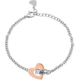 PULSERA 2JEWELS LINK WITH LOVE - 231838