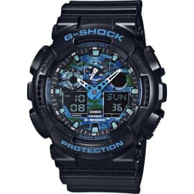 CASIO G-SHOCK WATCH - GA-100CB-1AER