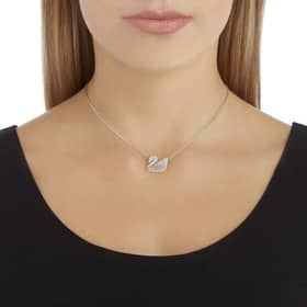 SWAROVSKI ICONIC SWAN NECKLACE - 5215034