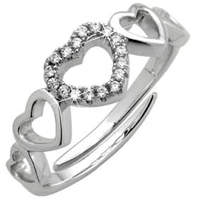 BLUESPIRIT HEARTS RING - P.25F403000200