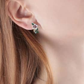 BLUESPIRIT FLOWER EARRINGS - P.62L901000100