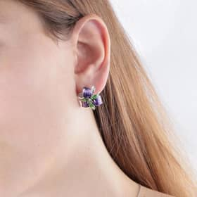BLUESPIRIT FLOWER EARRINGS - P.62L901000300