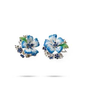 BLUESPIRIT FLOWER EARRINGS - P.62L901000700