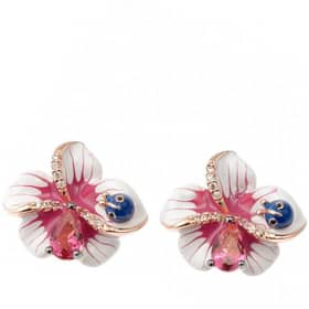 BLUESPIRIT FLOWER EARRINGS - P.62L901000200