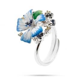 ANNEAU BLUESPIRIT FLOWER - P.62L903000714