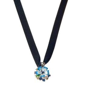 BLUESPIRIT FLOWER NECKLACE - P.62L910000700