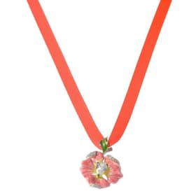 BLUESPIRIT FLOWER NECKLACE - P.62L910000400