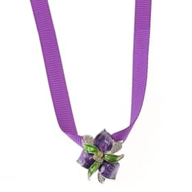 BLUESPIRIT FLOWER NECKLACE - P.62L910000300