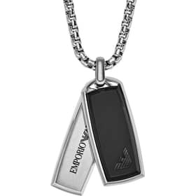 EMPORIO ARMANI SIGNATURE NECKLACE - EGS2290040